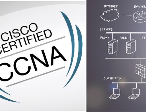 Historia certyfikacji Cisco