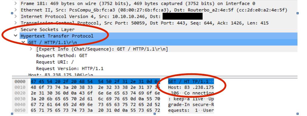 Przechwytywanie sesji SSL w Wireshark