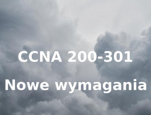CCNA 200-301 – analiza zmian