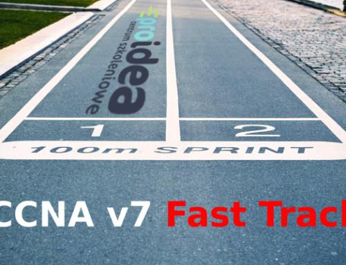 Kurs CCNAv7 Fast Track